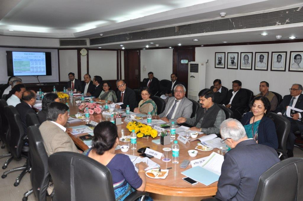 Sixteenth Governing Body Meeting of PPAC Photo Gallery
