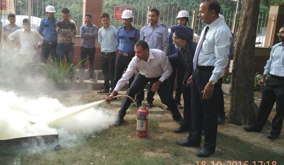 Fire Extinguisher Training Photo Gallery